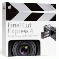 Apple Final Cut Express 4.0