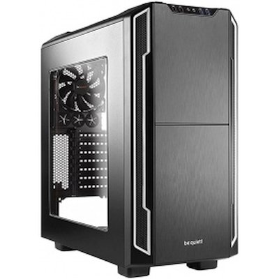 Be Quiet Silent Base 600 Window Black-Silver