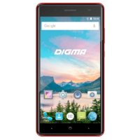 Digma Hit Q500 3G Red