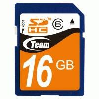Team Group 16GB TSDHC16GCL601