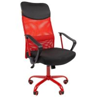 Chairman 610 CMet Black-Red