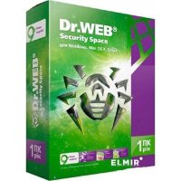 Dr. Web Security Space BHW-B-12M-1-A3