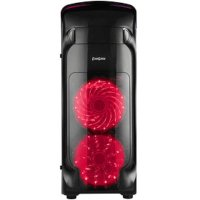 Exegate EVO-8206 Black-Red Light 600W