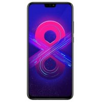 Honor 8X 4-64GB Black