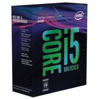 Процессор Intel Core i5 8600K BOX