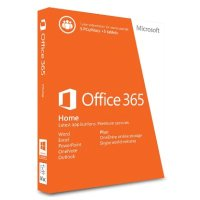 Microsoft Office 365 Home Premium 6GQ-00084
