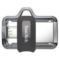 SanDisk OTG USB Flash Ultra Dual 256GB SDDD3-256G-G46