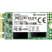 Transcend MTS430 512Gb TS512GMTS430S